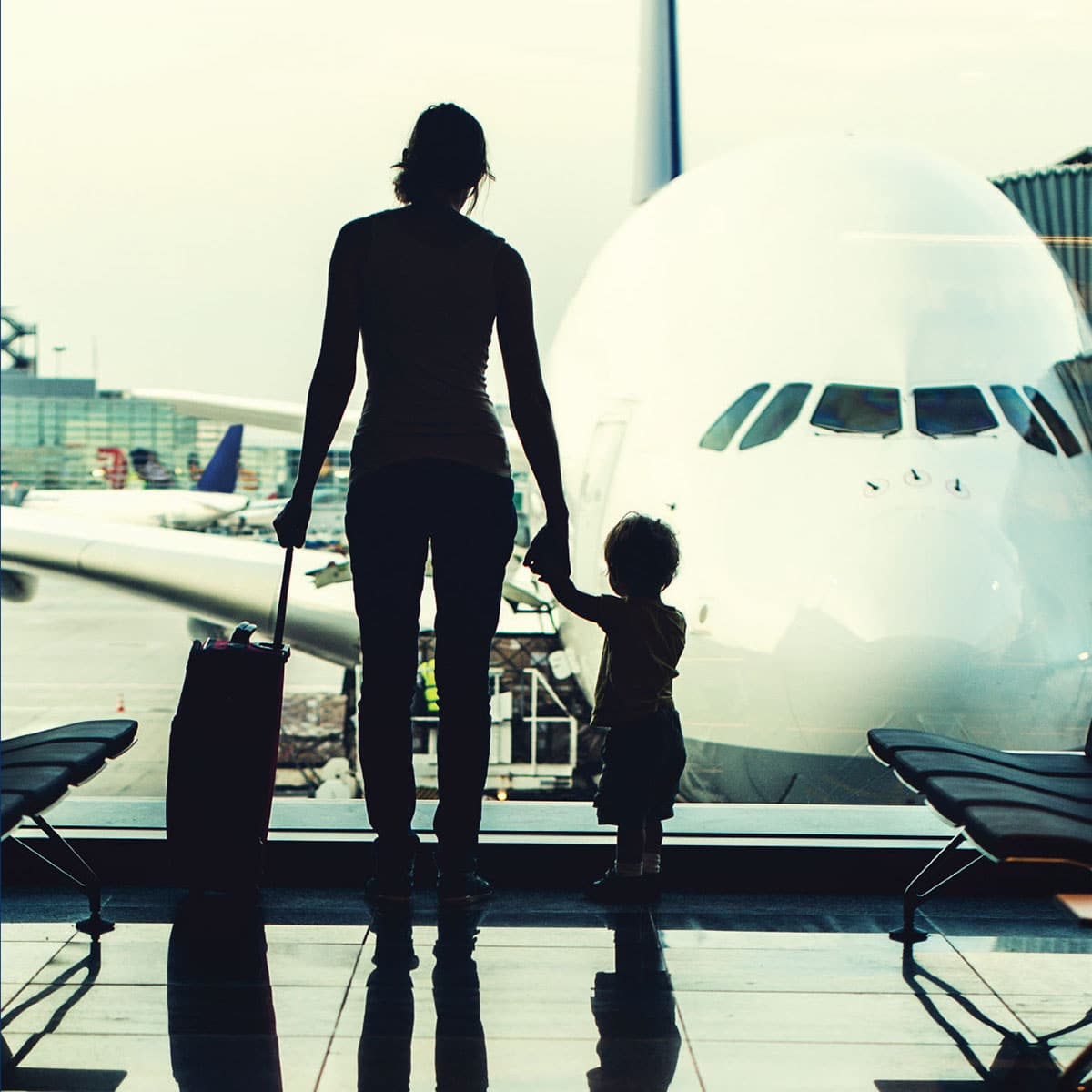 Family Law - Taking the children overseas