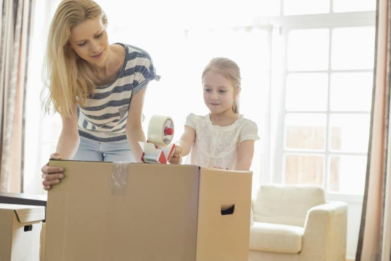 Family Law - Relocate with my child