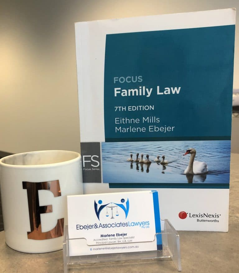 Marlene Ebejer commissioned to co-write 8th edition of Family Law