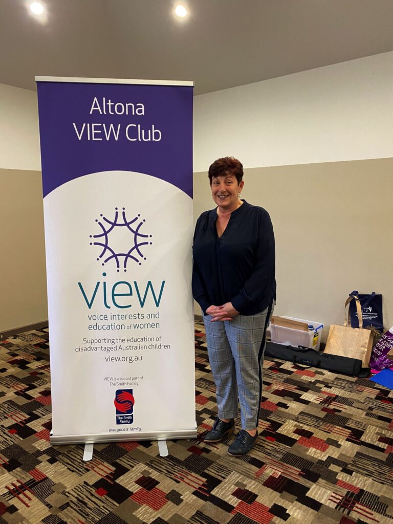 Marlene at Altona View Club